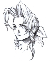 Aerith_Portrait_Sketch