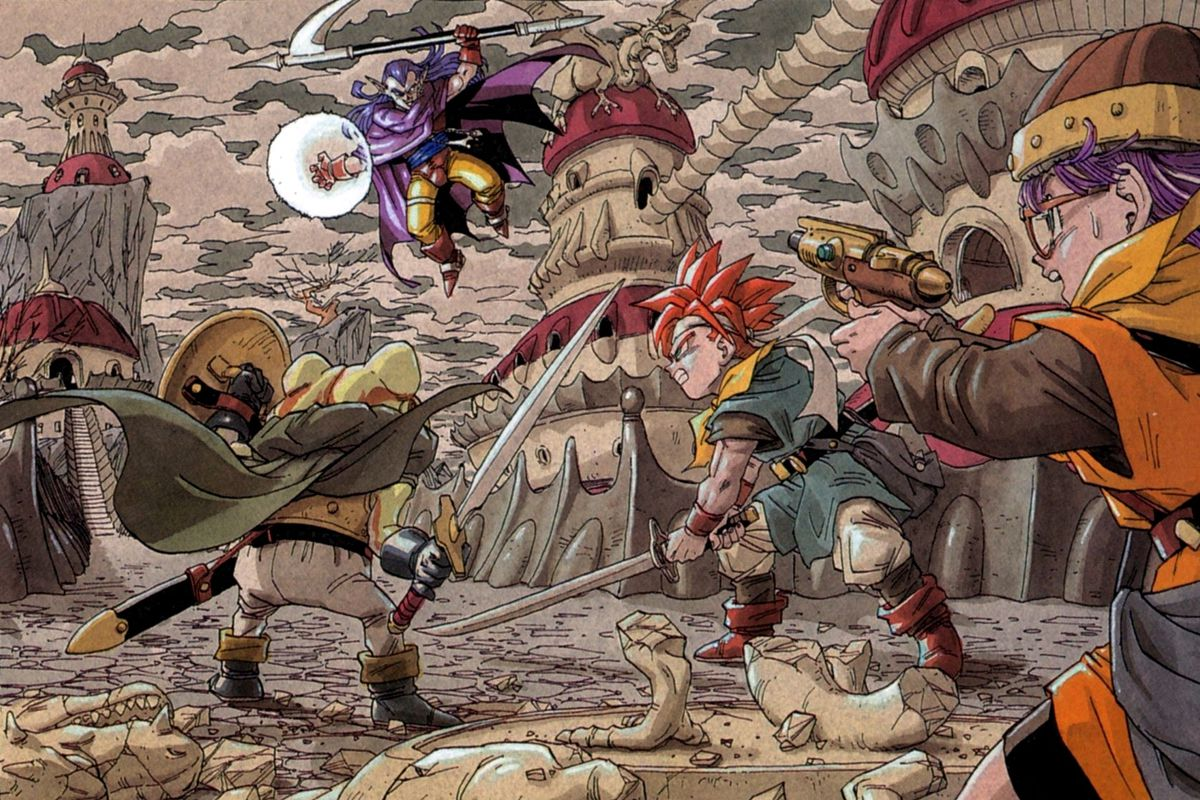 Are Chrono Trigger's Characters Dead? – Continuity Nod